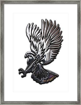 Eagle Collection Framed Print