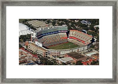 Florida Field Framed Print