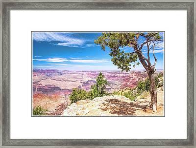 Grand Canyon, Arizona Framed Print