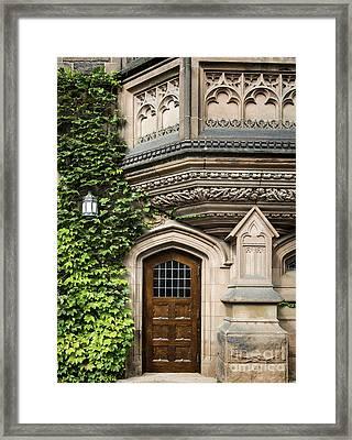 Ivy League Framed Print by John Greim