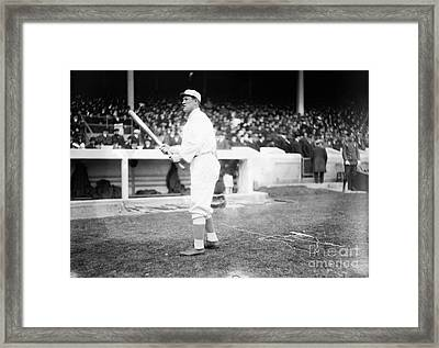Jim Thorpe (1888-1953) Framed Print by Granger