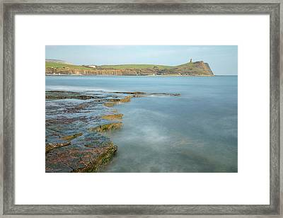 Kimmeridge - England Framed Print
