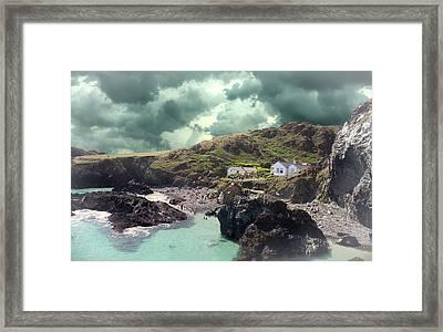 Kynance Cove  Framed Print