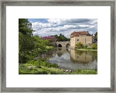 Leeds Castle, England Uk Framed Print by Ivan Batinic