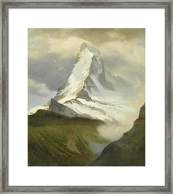 Matterhorn Framed Print