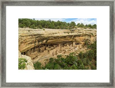 Mesa Verde National Park Framed Print