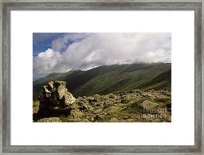 Mount Washington New Hampshire Usa Framed Print by Erin Paul Donovan