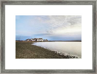 Mudeford - England Framed Print by Joana Kruse
