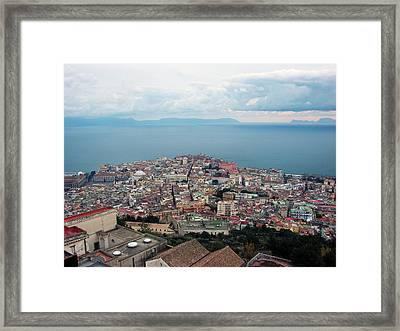 Naples Italy Framed Print