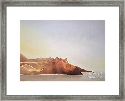 No Title Framed Print by Marek Halko