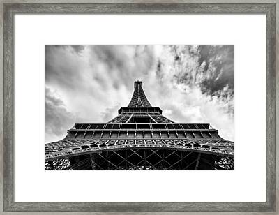 Framed Print featuring the photograph Paris by Hayato Matsumoto
