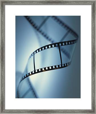 Photographic Film Framed Print by Tek Image