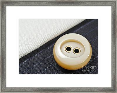 Sewing Objects Framed Print by Torsten Becker