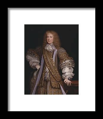 John Michael Wright Framed Prints