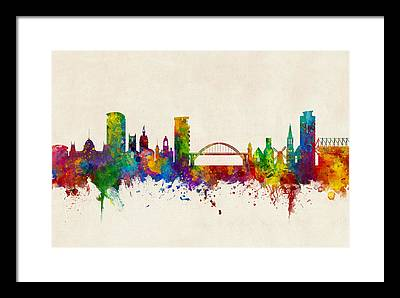 Sunderland Framed Prints
