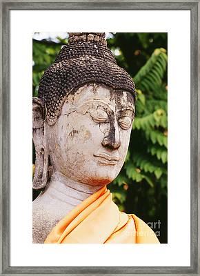 Thailand, Ayathaya Framed Print by Bill Brennan - Printscapes