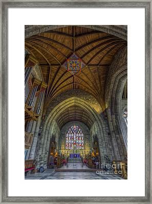 The Hidden Gem Framed Print by Ian Mitchell