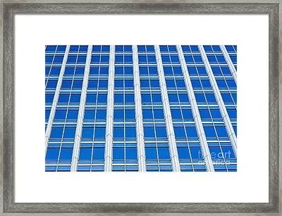 Tokyo Buildings Framed Print by Bill Brennan - Printscapes