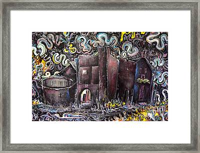 Untitled Framed Print by Mark Blome