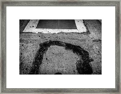 Abstract 90 Framed Print