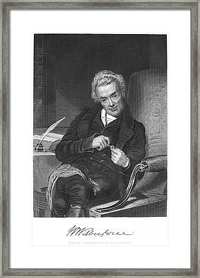 William Wilberforce Framed Print by Granger