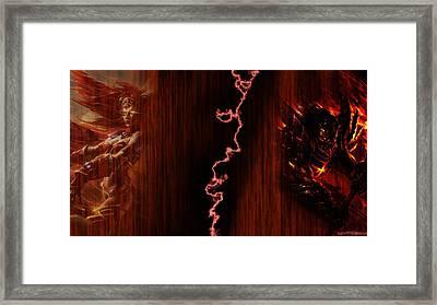 World Of Warcraft Framed Print