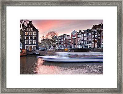 Amsterdam Framed Print