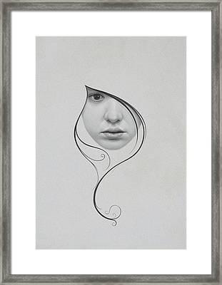 409 Framed Print