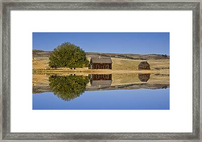 Americana Framed Print by Mark Smith