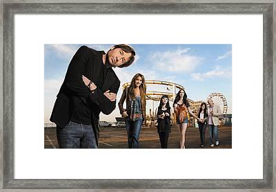 42820 Californication Framed Print