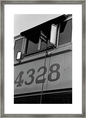 Framed Print featuring the photograph 4328 by Tara Lynn