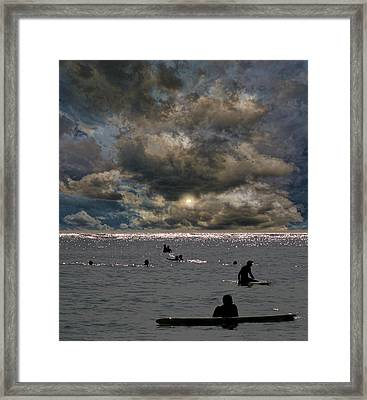 Framed Print featuring the photograph 4367 by Peter Holme III