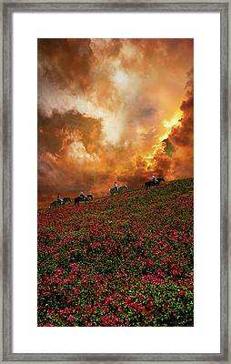 Framed Print featuring the photograph 4370 by Peter Holme III
