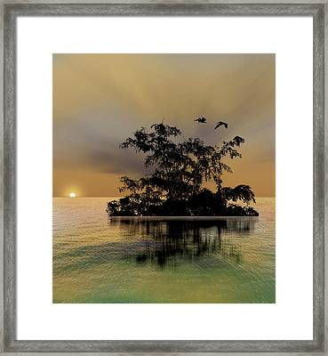 Framed Print featuring the photograph 4374 by Peter Holme III