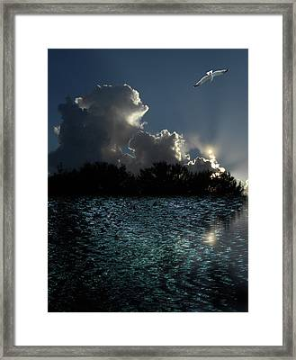 Framed Print featuring the photograph 4377 by Peter Holme III
