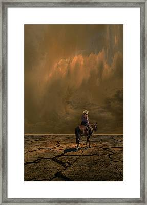 Framed Print featuring the photograph 4378 by Peter Holme III