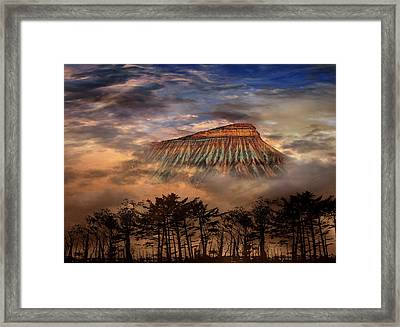 Framed Print featuring the photograph 4381 by Peter Holme III