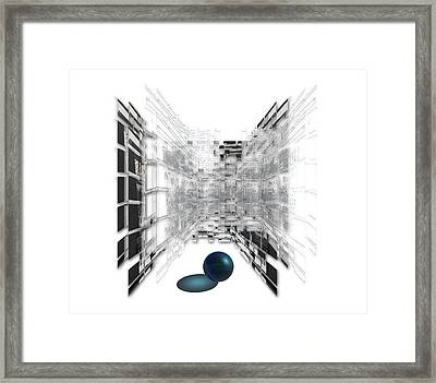 Framed Print featuring the photograph 4387 by Peter Holme III