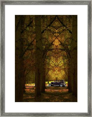 Framed Print featuring the photograph 4390 by Peter Holme III