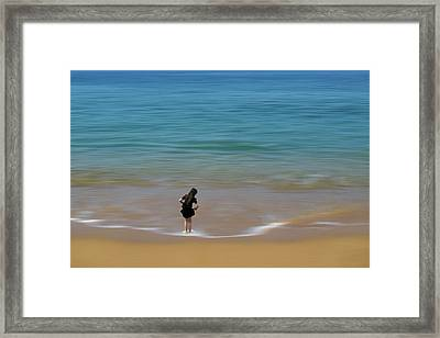 Framed Print featuring the photograph 4391 by Peter Holme III