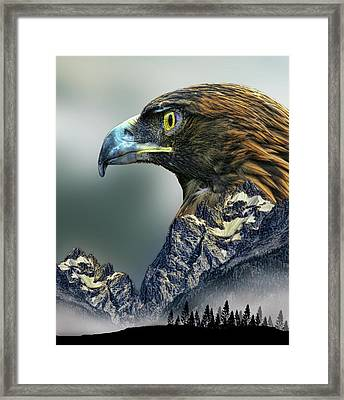 Framed Print featuring the photograph 4397 by Peter Holme III