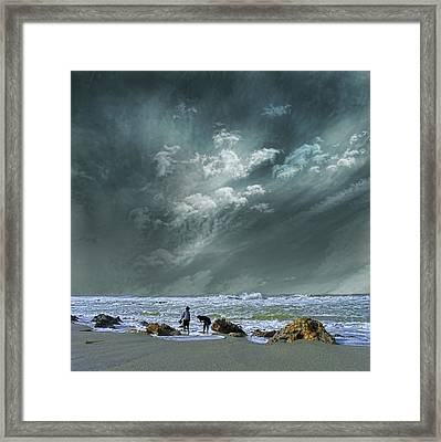 Framed Print featuring the photograph 4399 by Peter Holme III