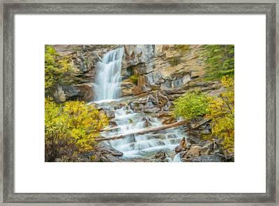 Landscape D Cc Framed Print