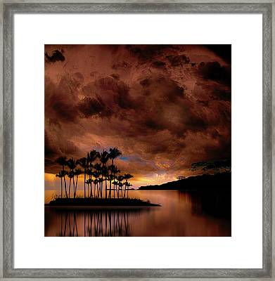 Framed Print featuring the photograph 4401 by Peter Holme III