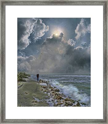 Framed Print featuring the photograph 4405 by Peter Holme III