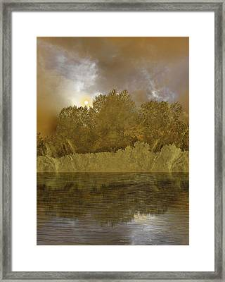 Framed Print featuring the photograph 4411 by Peter Holme III