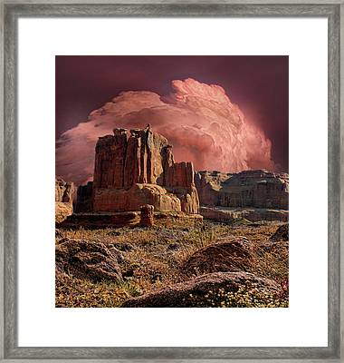 Framed Print featuring the photograph 4417 by Peter Holme III