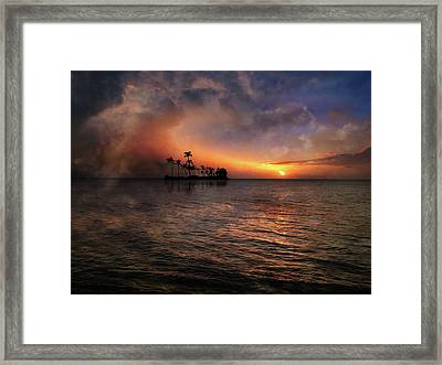 Framed Print featuring the photograph 4419 by Peter Holme III