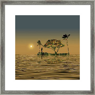 Framed Print featuring the photograph 4423 by Peter Holme III