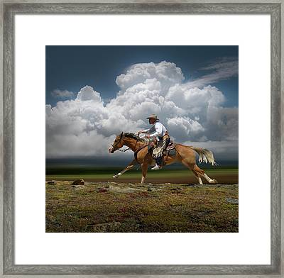 Framed Print featuring the photograph 4427 by Peter Holme III